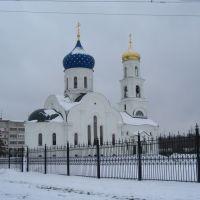 Новая церковь, Заволжье
