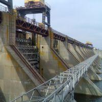 на ГЭС, Заволжье