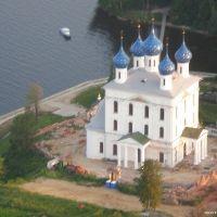 Церковь. м, Катунки