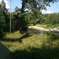 Река Керженец, Керженец