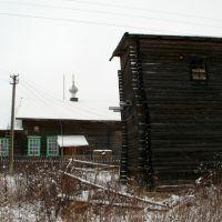 """""""Пизанская башня"""", Керженец"""
