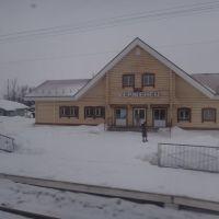 Станция Керженец, Керженец