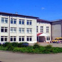 Фасад 2 школы, Княгинино