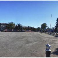 Пано на площадь, Княгинино