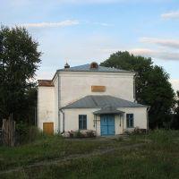 Покровская церковь села Красные Баки., Красные Баки