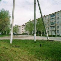 Общежитие, Красные Баки