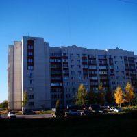 Парковая 2, Кстово