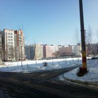 Весенний денек), Кстово