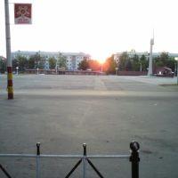 пл. Мира, Кстово