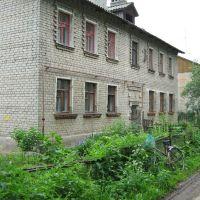 A Kstovo house (a quatruplex, actually), Кстово