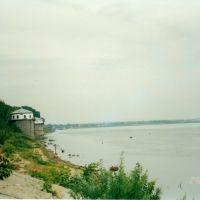 Volga river, Кстово
