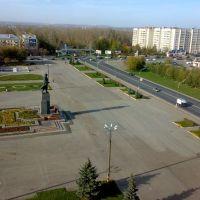 пл. Ленина, Кстово