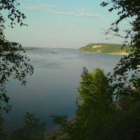 Волга, Кстово