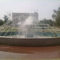 фонтан, Кулебаки