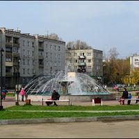 Кулебаки. Городской фонтан, Кулебаки