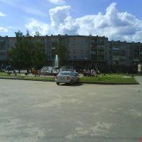 Фонтан 2, Кулебаки