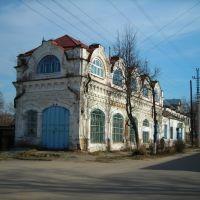 старое подворье архиепископа в Лысково, Лысково