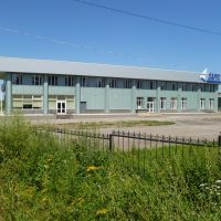 Бывший речной вокзал Лыскова.   (2011)., Лысково