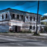 Старые дома на окраине, Лысково