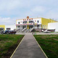 Физкультурно-оздоровительный комплекс, Лысково