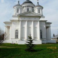 Церковь Вознесения Господня, Лысково