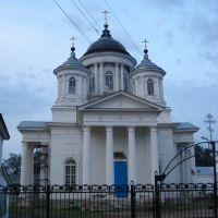 Вознесенская церковь, Лысково