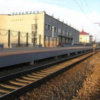 Навашинский вокзал., Навашино