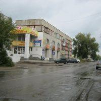 """г. Навашино ул. Трудовая, магазин """"Макаровский"""", Навашино"""