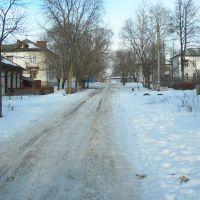 переулок Некрасова, Навашино