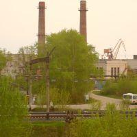 Завод Окская Судоверфь, Навашино