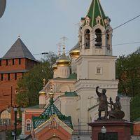храм Рождества Иоанна, Нижний Новгород