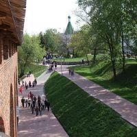 Кремль, Нижний Новгород