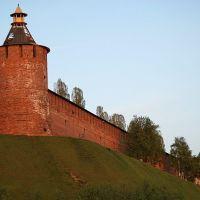 Кремль. Тайницкая башня, Нижний Новгород