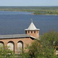 Кремль.Белая башня, Нижний Новгород