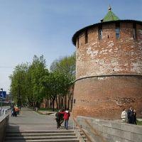 Кремль. Кладовая башня, Нижний Новгород