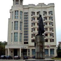 Hotel Oktubreskaya, Nijni Novgorod, Нижний Новгород