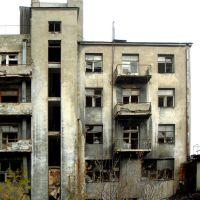 Заброшенный ДК ГУВД, Нижний Новгород