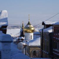 Ильинская / начало улицы, Нижний Новгород