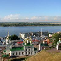 Церковь Рождества Иоанна Предтечи на Торгу., Нижний Новгород