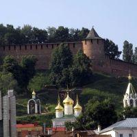 Нижегородский кремль / Nizhniy-Novgorod Kremlin, Нижний Новгород