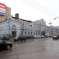 Россия: Нижний Новгород: Советский район: ул.Белинского,61; 13:46 03.01.2007, Нижний Новгород