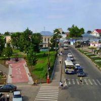 Pavlovo-centr, Павлово