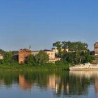 Панорама города, Павлово