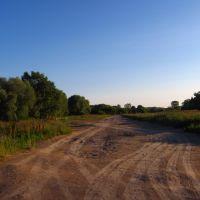 Дорога к старому мосту, Павлово