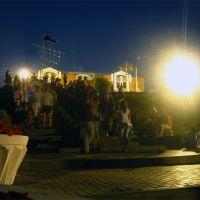 Лестница ночью, Павлово