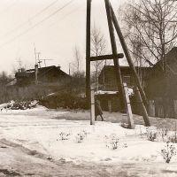 Октябрьская ул. дом21.1991г, Первомайск