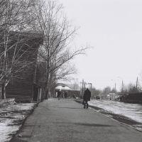 Дорога к переезду, Первомайск