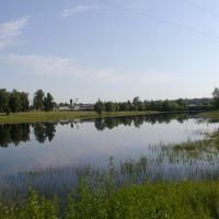 Ленинский пруд, Первомайск