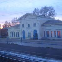 вокзал г.Перевоз, Перевоз