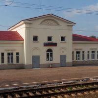 2014. Станция Пильна., Пильна